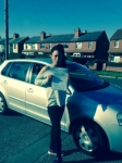 Cherelle Barton passed with Clearway Driving School
