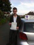 New passer added 04/06/2014 passed with Clearway Driving School