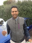Dr Saeed passed with Clearway Driving School