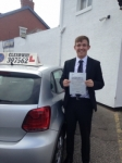 Harvey Moore passed with Clearway Driving School