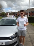 Jake Baldwin passed with Clearway Driving School