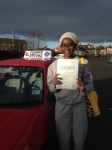 Isobel  Devall passed with Clearway Driving School