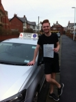 Jack Holmes passed with Clearway Driving School
