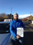 Jamie Burke passed with Clearway Driving School
