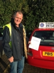 John Hewitt passed with Clearway Driving School