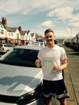 Josh Elston passed with Clearway Driving School