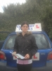 Julie Henry passed with Clearway Driving School