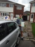 Lewis Carr passed with Clearway Driving School