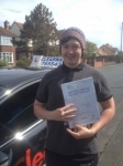 Macauley Dawson passed with Clearway Driving School