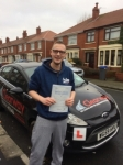 Mike McLellan passed with Clearway Driving School