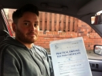 Paul Finnerty passed with Clearway Driving School