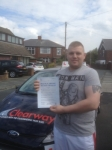 Paul Kerr passed with Clearway Driving School