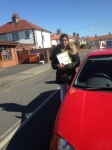 Ranji passed with Clearway Driving School