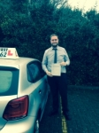 Sam Norman passed with Clearway Driving School