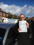 Sophie Brazier passed with Clearway Driving School