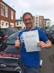 Timothy Papper passed with Clearway Driving School