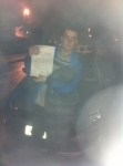 Aaron Murphy passed with Clearway Driving School