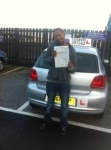 Daniel Small passed with Clearway Driving School