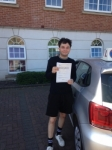Louis Paranello passed with Clearway Driving School