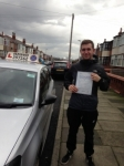 Thomas Renner passed with Clearway Driving School