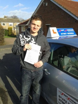 If anyone is thinking of taking driving lessons you should defiantly go with my Instructor - Bill Hes reliable patient and helpful - 07967605894 Fast forward school of motoring
