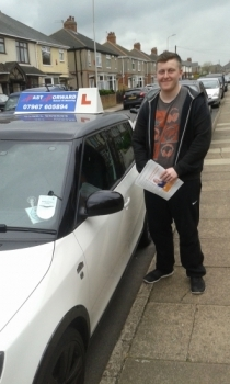 Well done josh only 2 minors a great effort Be safe
