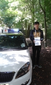 finally a long time coming all the hard work and effort has resulted in a great pass only 4 minors <br /> <br /> Exceptionally pleased