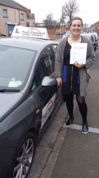 congratulation Olivea on an excellent result nerves controlled this time and well deserved Be safe