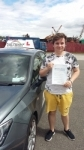 jack passed with Fast Forward Driving School