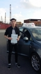 Taylor 17022017 passed with Fast Forward Driving School