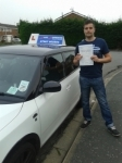 Tony Graves 081113 passed with Fast Forward Driving School
