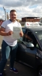 Will Adams passed with Fast Forward Driving School
