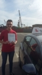 alfie oct 2017 passed with Fast Forward Driving School
