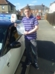 ben 24/01/14 passed with Fast Forward Driving School