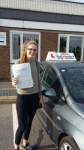 Chelsea   passed with Fast Forward Driving School