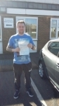 Darren 090317 passed with Fast Forward Driving School