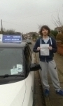jay passed with Fast Forward Driving School