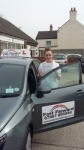 Kimberly Ward passed with Fast Forward Driving School