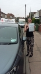 leanne passed with Fast Forward Driving School