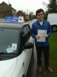 Matt passed with Fast Forward Driving School