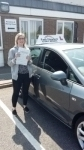 Nataskia passed with Fast Forward Driving School