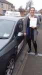 olivea test 19/12/2016 passed with Fast Forward Driving School