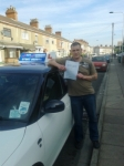 Rob passed with Fast Forward Driving School
