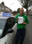 Zach 03/07/2013 passed with Fast Forward Driving School