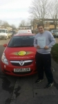 Aaron Huntley passed with Brake Or Bump Driving