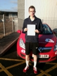Aaron passed with Brake Or Bump Driving