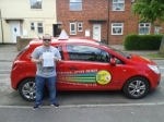 Adam White passed with Brake Or Bump Driving
