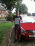 Alby passed with Brake Or Bump Driving