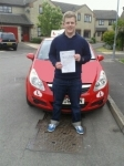 Alex passed with Brake Or Bump Driving