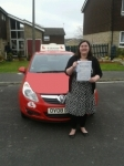 Ang passed with Brake Or Bump Driving
